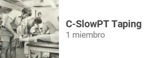 C-taping