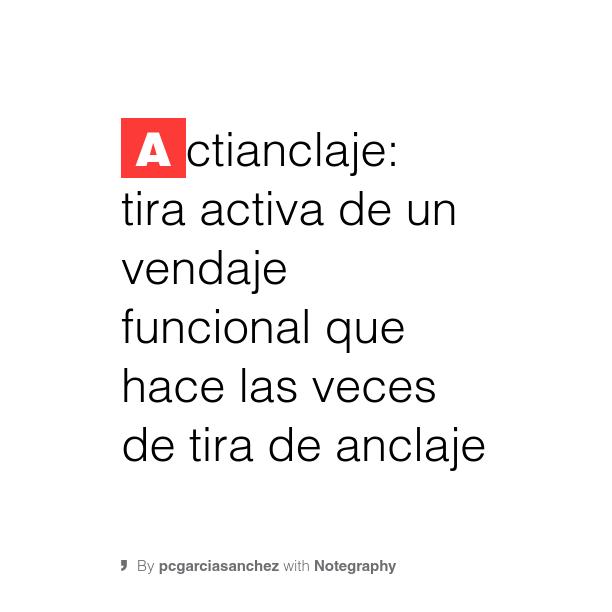 Actianclajetiraactivadeun